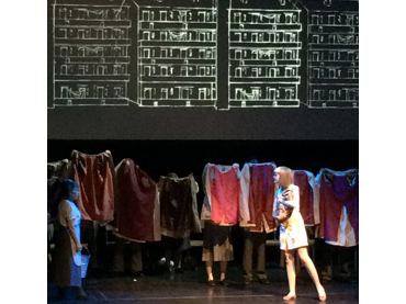CARDBOARD CITIZENS – CATHY COME HOME @ THE BARBICAN