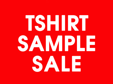 ZEROH TSHIRT SAMPLE SALE