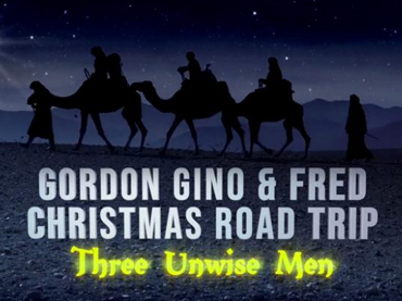 THREE UNWISE MEN